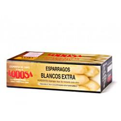 Espárragos blancos de Navarra 4-6 frutos