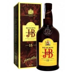 J&B 15 años reserva
